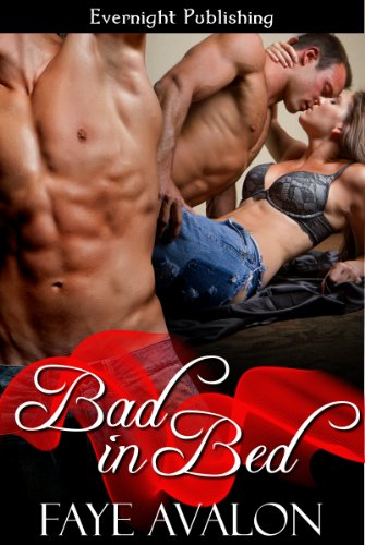 Bad in Bed (Brighton Heat Book 1)