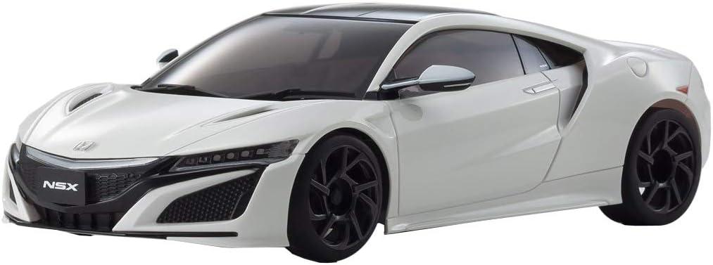 Kyosho MZP233W ASC MR03W-MM Honda NSX 130R White