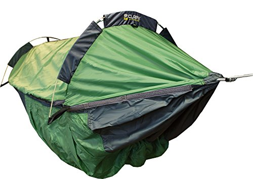 Clark NX-270 Four-Season Camping Hammock (Mountain Green)