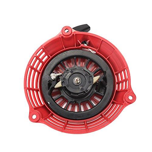 Pressure Starter (CISNO Recoil Rewind Starter Pull Starter for Honda GC135 GC160 GCV135 GCV160 EN2000 Generator replaces 28400-ZL8-023ZA 28400-ZL8-013ZA 284400-ZM0-003)