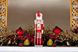 Clever Creations Wooden Christmas Soldier