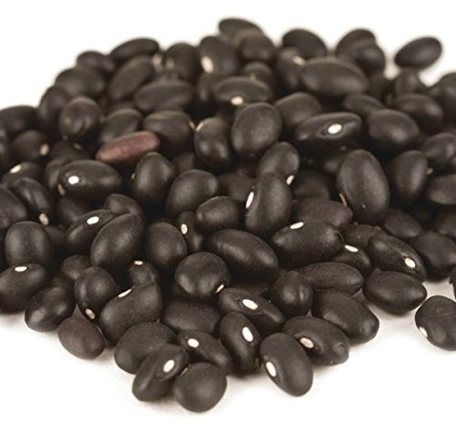 Bulk Dried Black Turtle Beans - Non GMO (Three Pounds) by Pa Dutch Shoppes of Virginia