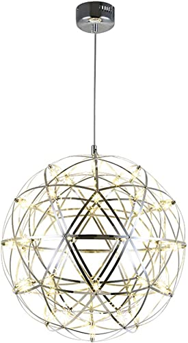 Chandelier Pendant Light 42 LEDs Modern Design Living Simple Home Ceiling Light Fixture