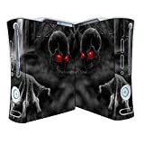 New Red Eye Skull Vinyl Skins Decal Sticker Accessory for Xbox360 Tx99