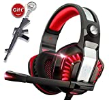 Professional Stereo Gaming Headset for Xbox One PC PS4 Nintendo Switch VR