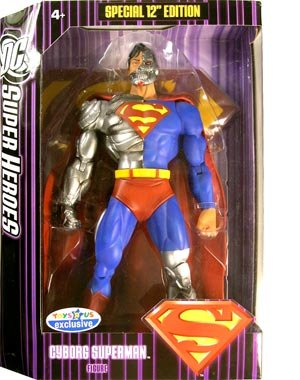 DC Superheroes Special 12 Edition > Cyborg Superman Action F