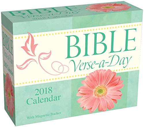 Bible Verse 2018 Mini Day-to-Day Calendar