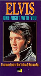 Amazon.com: One Night With You [VHS]: Elvis Presley ...