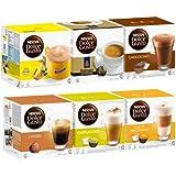 Nescafé Dolce Gusto Set Family Edition, Café, Cápsulas de Café, 6 x 16 Cápsulas