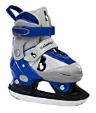#5: Balance Blades, Blue, Adjustable sizes 8 - 11 youth, Beginner kids ice skates designed to prevent rear falls and get your child moving.