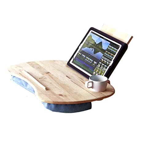 FEI - Lapdesks Ordenador portátil Escritorio Cama de madera ...