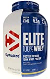 Cheap Dymatize Nutrition Elite Whey Protein Powder, Gourmet Vanilla, 5 Pound