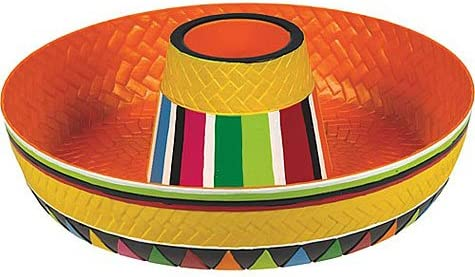 Amazoncom Party America Fiesta Chip N Dip Toys Games