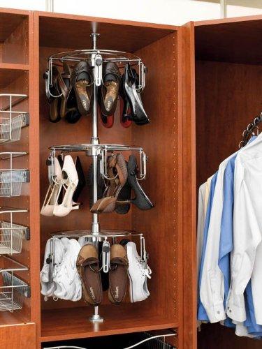 Rev-A-Shelf 3 Shelf Shoezen For Womens Shoes by Rev-A-Shelf