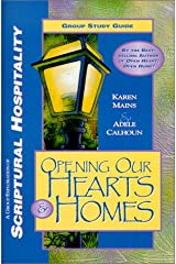 Opening Our Hearts & Homes Paperback