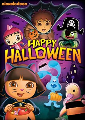 Nick Jr Favorites Happy Halloween by Nickelodeon