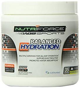 Nutriforce - Balanced Hydration - COCONUT PINEAPPLE (4.94 Ounce)