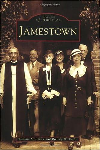 Jamestown (Images of America (Arcadia Publishing))