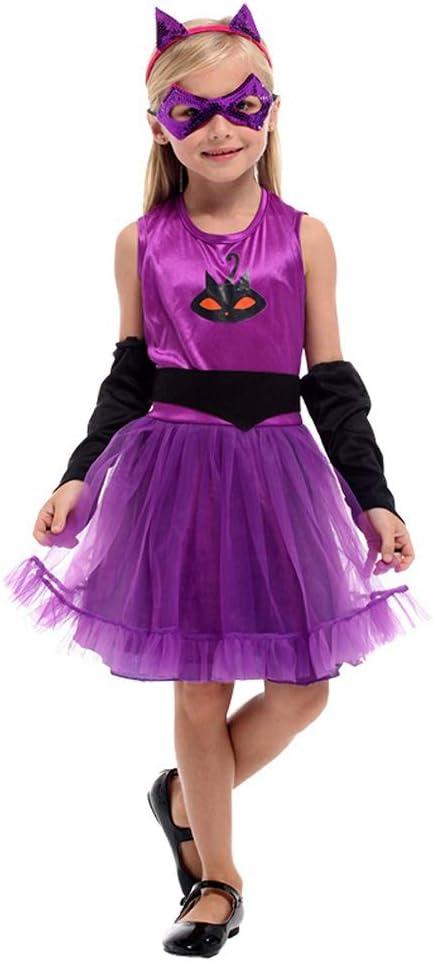 Ropa de los niños de Halloween Vestido de la Princesa niña Pequeña ...
