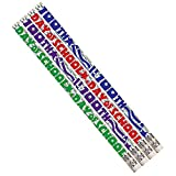 MUSGRAVE PENCIL CO INC 100TH DAY OF SCHOOL 12PK PENCIL (Set of 24)