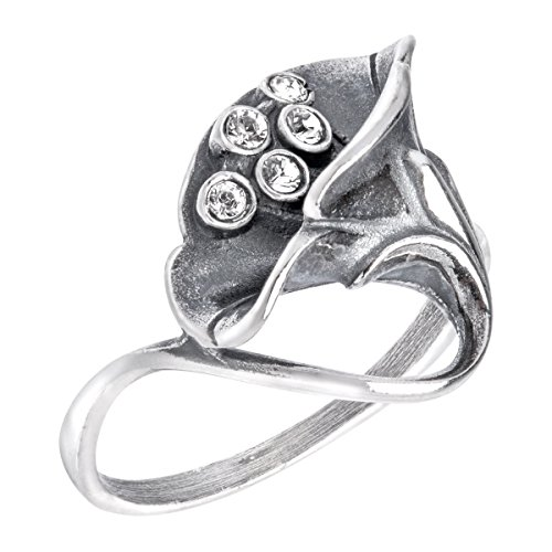 Buy sterling silver rings lilly