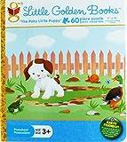 """Little Golden Books """"The Poky Little Puppy"""" 60-piece Puzzle"""