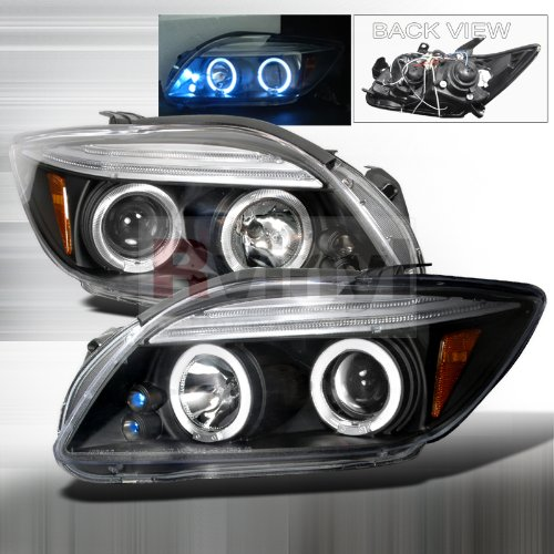 halo headlights 08 scion tc - 9