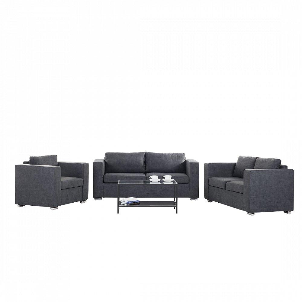 Astounding 2er Sofa Günstig Ideen Von Dunkelgrau - Couch - Sitzgruppe - Sessel