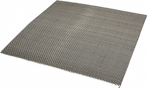 52430790 Import - 16 Gage, 0.063 Inch Wire Diameter, 8 x 8 Mesh per Linear Inch, Stainless Steel, Wire Cloth