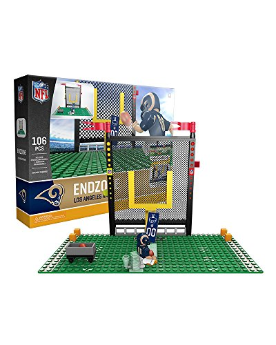 NFL St. Louis Rams OYO Endzone Set 2.0 (Louis Rams End)