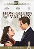 How Green Was My Valley poster thumbnail