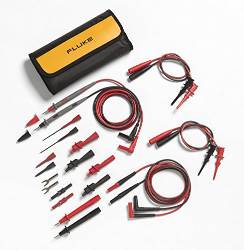 Fluke TL81A Test Lead Set, Deluxe Electronic from Fluke