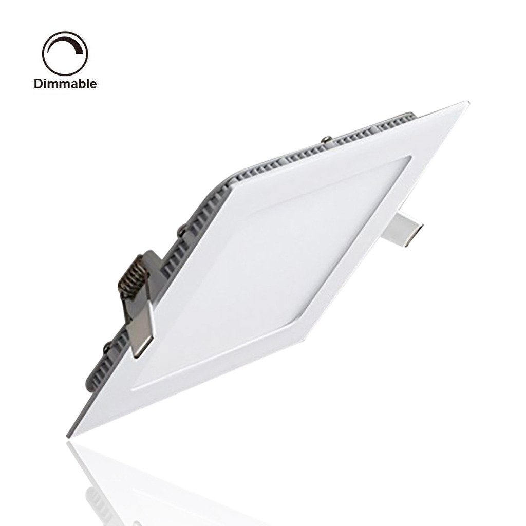 S&G® LED Downlight Dimmable, Square Ceiling Lights LED Flood Light, 18W 1310LM 4000k(Natural White), Ac85-265v, LED Driver Include