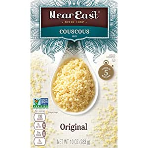 Near East Couscous Mix, Original (Pack of 12 Boxes)