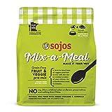 Sojos 700400 Grain-Free Pre-Mix Dog Food, 2 lb
