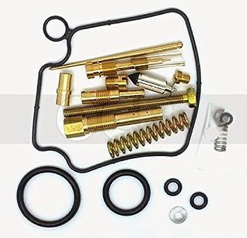 Honda TRX500 Foreman 500 05-Later Carburetor Carb Repair Rebuild Jet Seal Kit