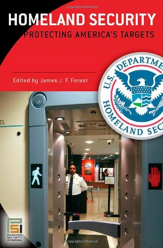 Homeland Security: Protecting America's Targets. THREE VOLUMES