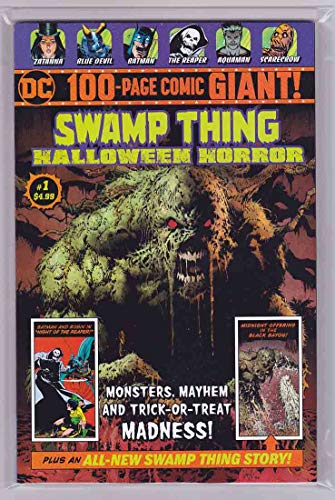 Swamp Thing Halloween Horror - Giant One-Shot (2018)]()