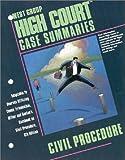 Civil Procedure (High Court Case Summaries)
