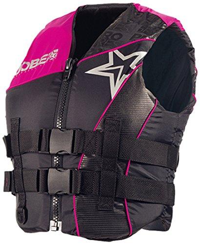 Jobe Progress Nylon Life Jacket Vest, (PFD), X-Large
