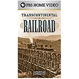 American Experience - Transcontinental Railroad [VHS]