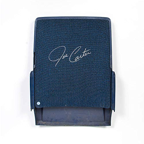 (AJ Sports World Joe Carter Toronto Autographed Toronto Blue Jays SkyDome Stadium Seat Back)