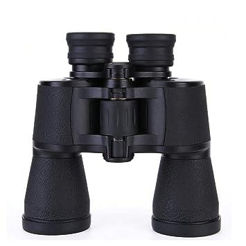 Telescopio Creative Light Binoculares 20 × 50 magnesio Cuerpo de aleación de BaK4 Paul oculares Prisma máximo Impermeable y Anti-Niebla Adecuado para el ...