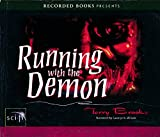 img - for Running with the Demon (UNABRIDGED) (AUDIO CD) (The Word and the Void Series, Book 1) book / textbook / text book