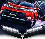 AupTech Toyota Rav4 2013 2014 Daytime Running