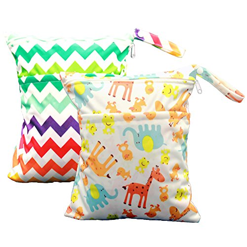 wet and dry baby bag - 8
