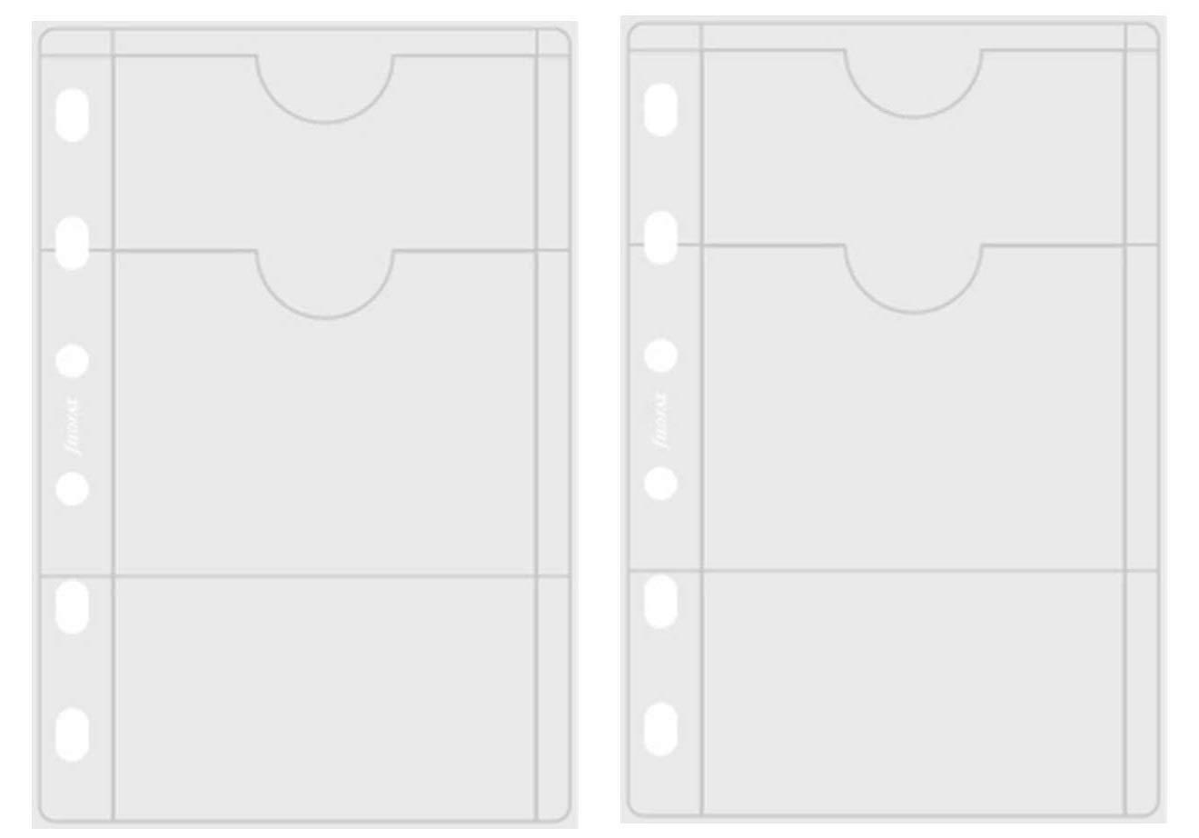 Amazon.com: Filofax Pocket – Recambio para agenda titular de ...