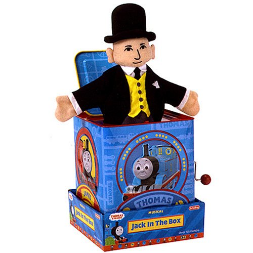Thomas the Tank Engine & Friends: Thomas the Train 'Sir Topham Jack in the Box' ()