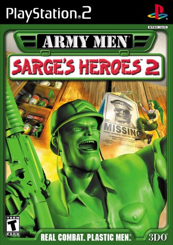 Amazon.com: Army Men: Sarges Heroes 2: Video Games