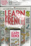 Learn French Language Pack (Learn Language Series/Paperback Book & Cassette)